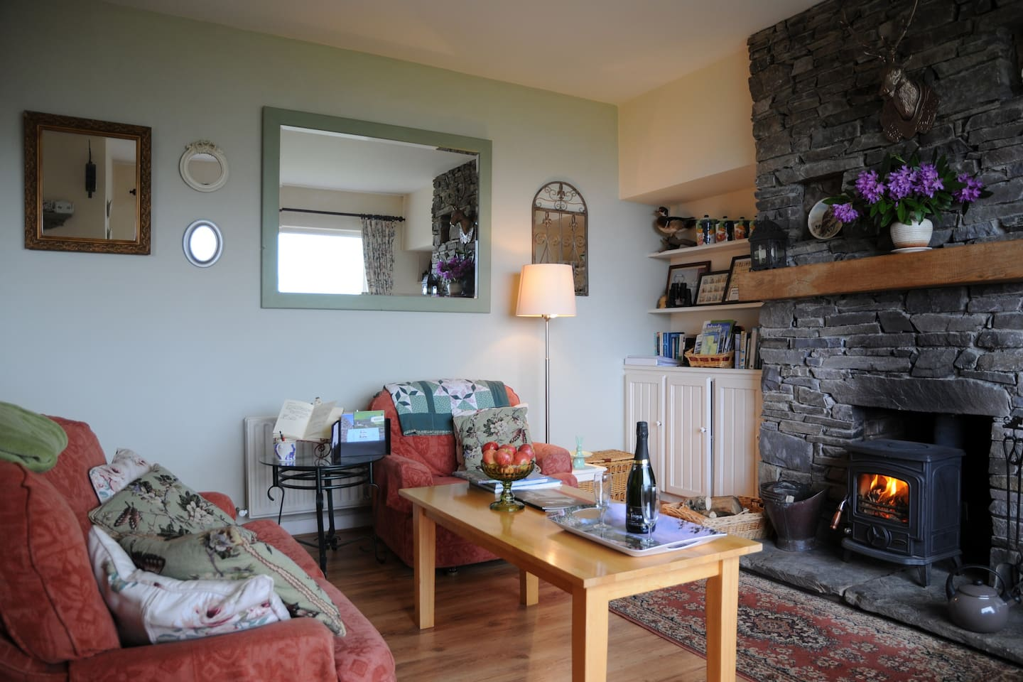 caragh heights cottage free wifi houses for rent in killorglin