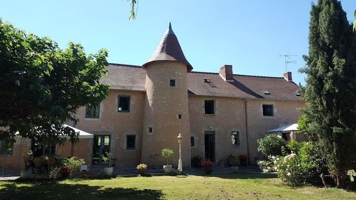 Manoir de La Presle - Chambres d'hôtes