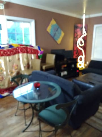Creative space ready for relaxation - Greensboro - Apartamento