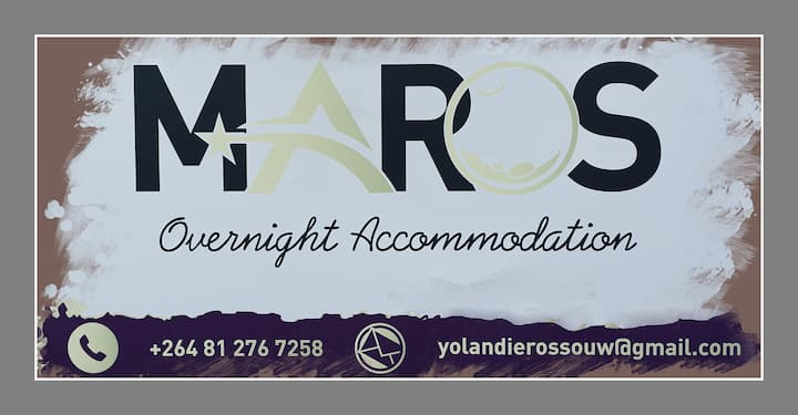 Maros Self-Catering Accommodation