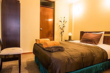 Habitaciones Arequipa Peru - Szoba reggelivel