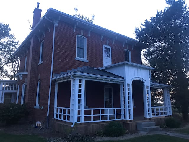 ROOMS FOR RENT-20 minutes from Nanticoke Refinery.