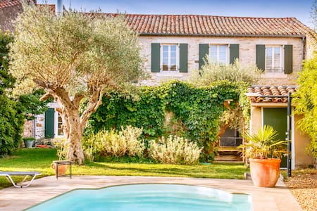 Beautiful old French Village House - Montlaur