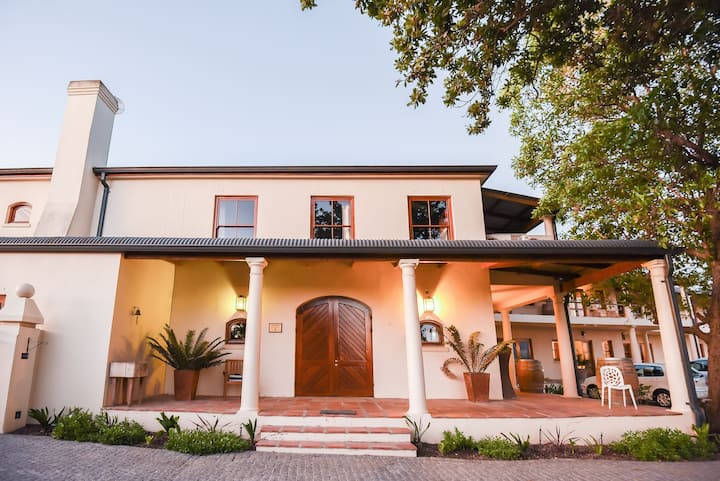 Lovane Boutique Wine Estate & Guesthouse rooms