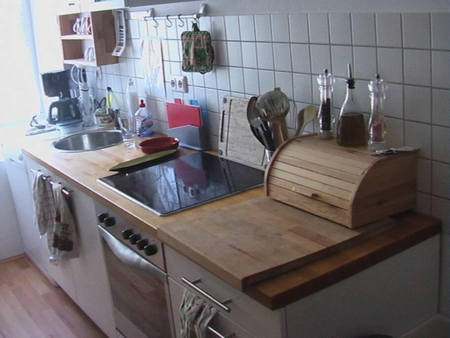 küche nur für dich