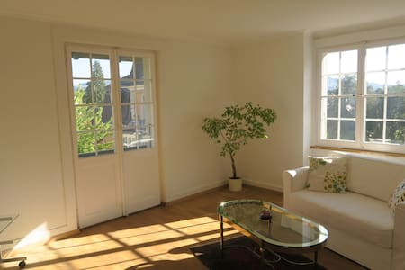 Central appartment close to the city of Bern - 伯爾尼 - 公寓