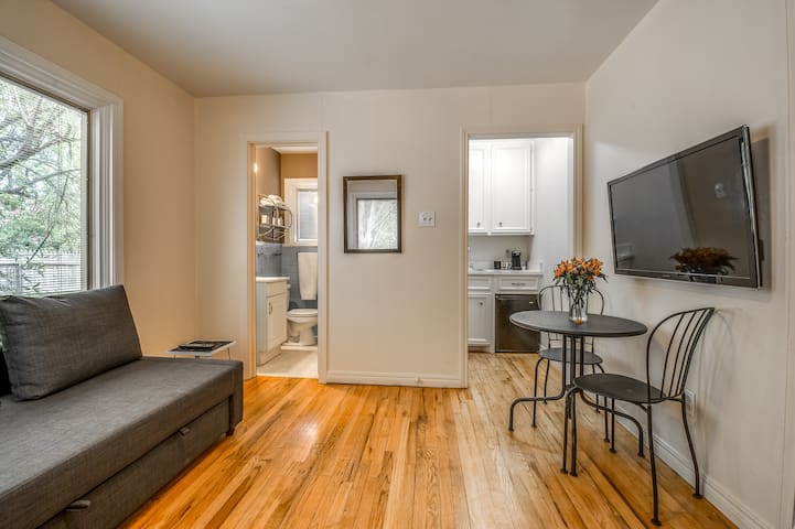 Tech Terrace Casita *$40 CREDIT FOR NEW USERS*
