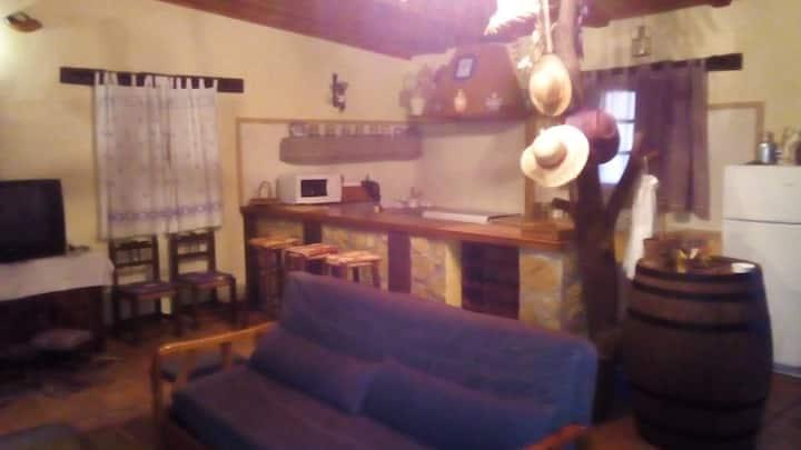 Casa rústica en sierra de Gádor