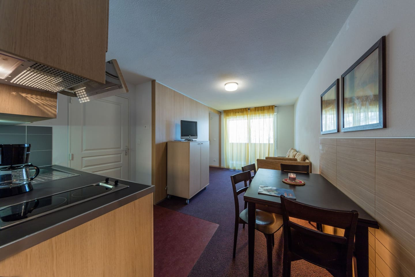 Come and stay in our apartment in Foux d'Allos!