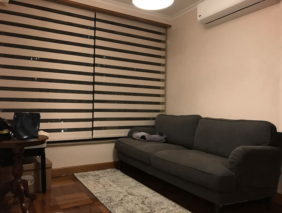 common space/living room