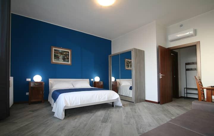Sansirofiera Suite Familiare a Milano con bagno