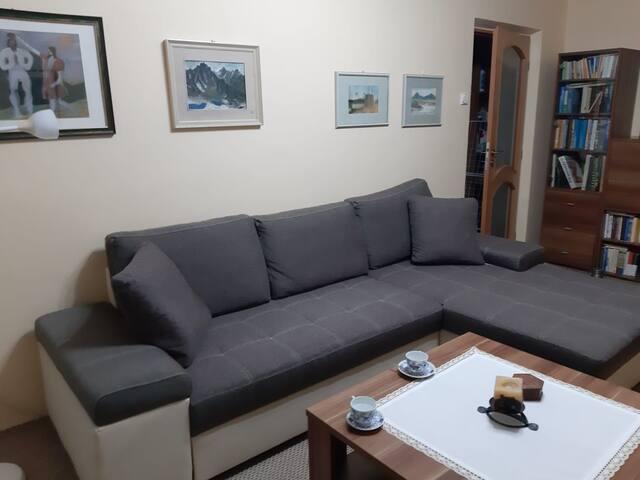 Útulné ubytovanie pre 4 osoby