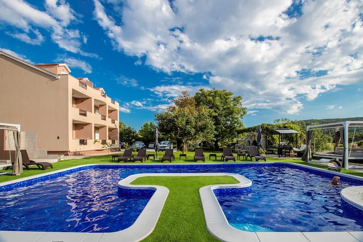 Apartments Villa Subic Kampor / Two bedroom B2