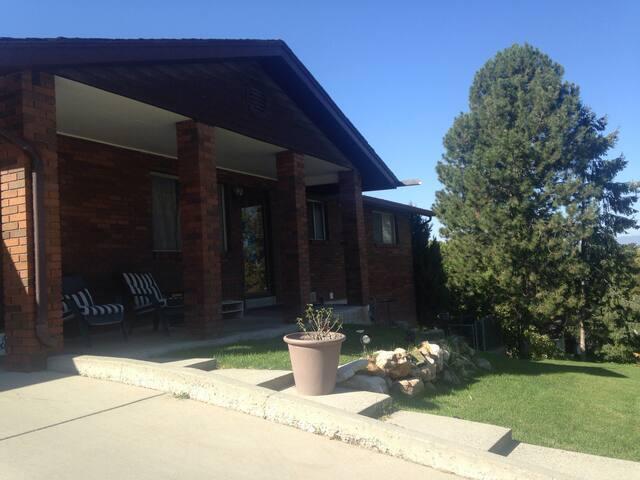 Beautiful Ski & Summer Retreat - Cottonwood Heights - House