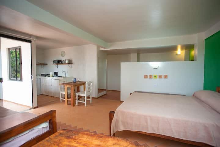 Apartamento Suite Verde - Beijaflor Lençóis