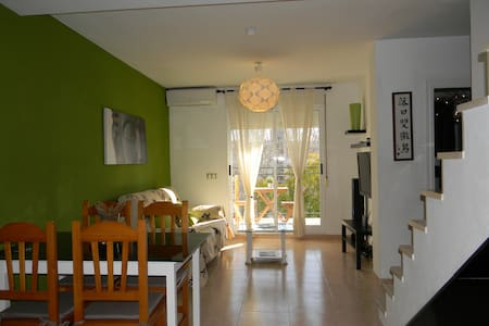 Canet beach penthouse