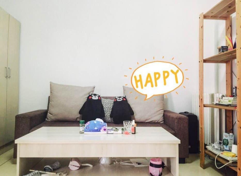 與熊本相約客廳  livingroom