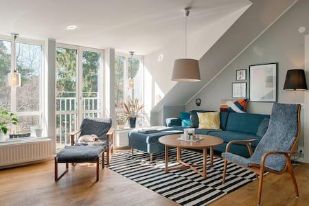 Renovated 1940´s villa in Stockholm - Saltsjö-duvnäs - Дом