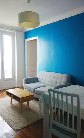 Cozy appartement 2 pièces