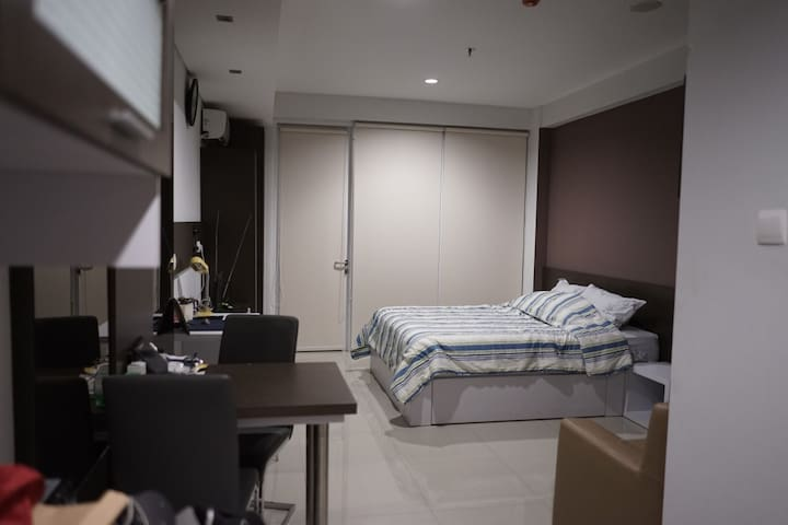 Homie & Spacious Room @ Dago Suites - Coblong