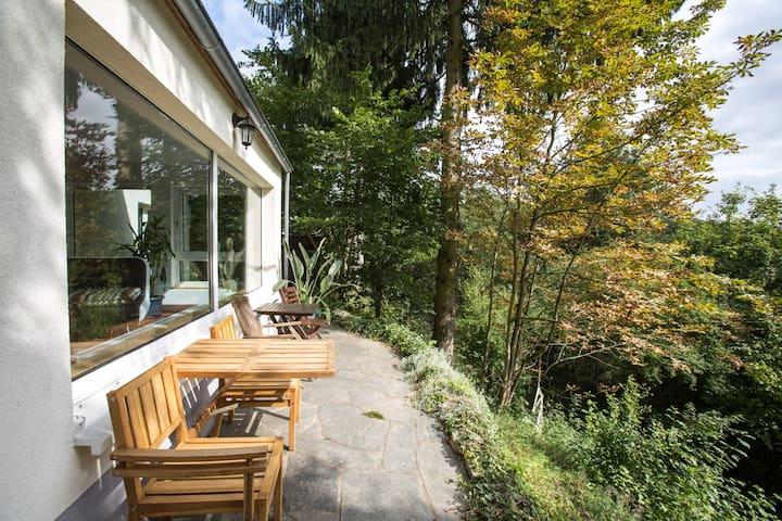 Ferienhaus - nur 30 Min. von Frankfurt entfernt