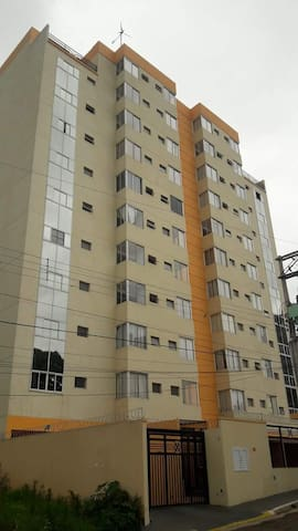 Studio mobiliado próximo à USP - São Carlos - Apartemen
