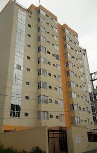 Studio mobiliado próximo à USP - São Carlos - Lejlighed