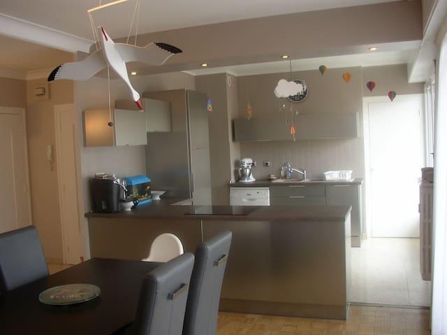 120 m2 proche toutes commodités, accès facile - Saint-Étienne - Apartamento