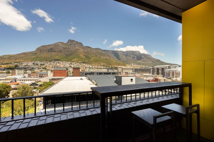Views in the Centre of Cape Town Design District