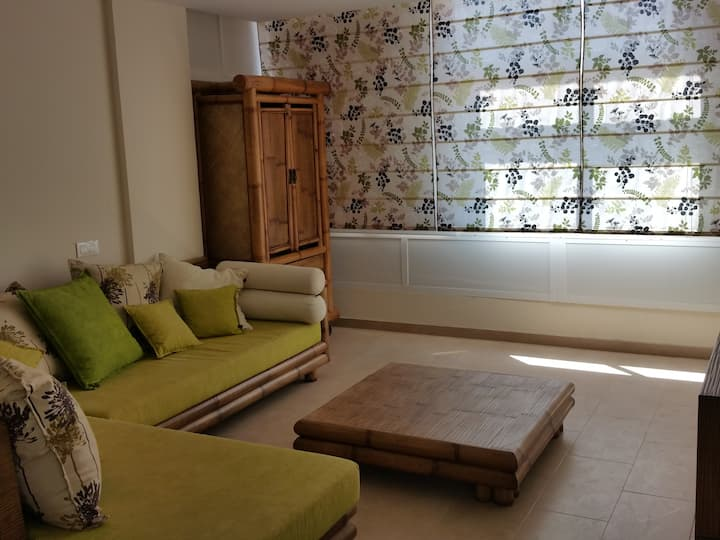 Apartamento loft muy acogedor en San Agustin.
