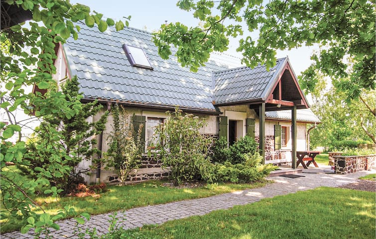Holiday cottage with 3 bedrooms on 90m² in Odolanow