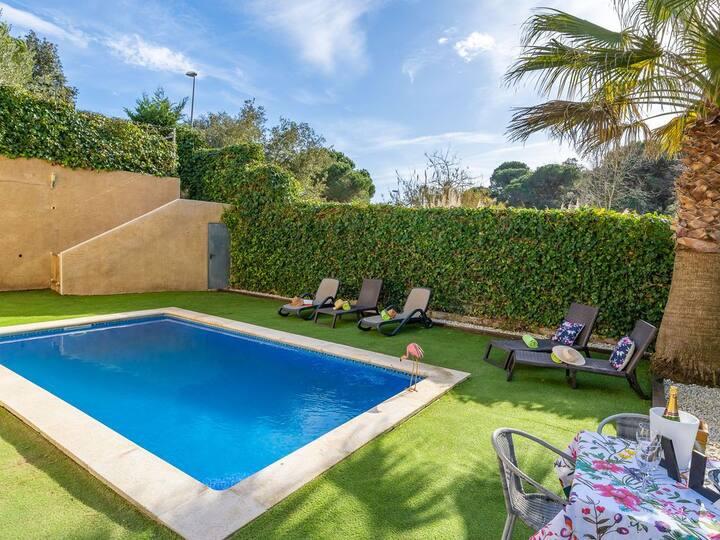 LUXHOUSES-Villa Paradise Lux Lloret