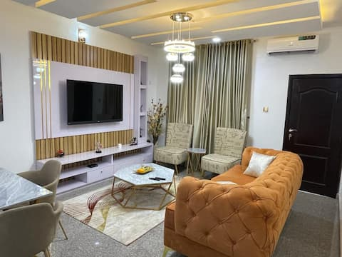 """""""Luxury 1 bed apartment in the heart of Lekki 1"""""""