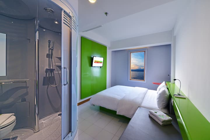 Deluxe Double or Twin Room Only With Sea View