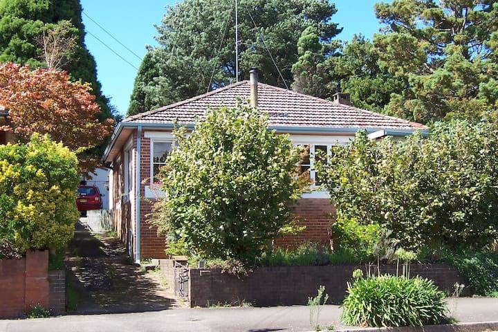 Sunnynook House in Katoomba