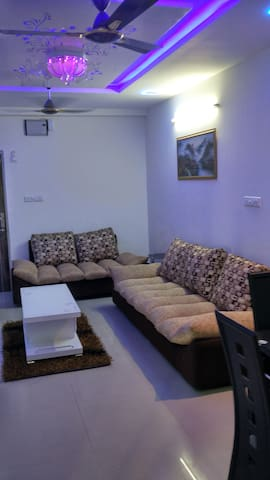 Cozy apartment with amazing features - Ahmedabad - Apartament