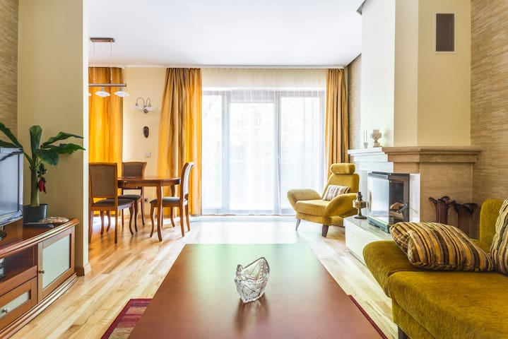 Charming apartment city centre near river and park