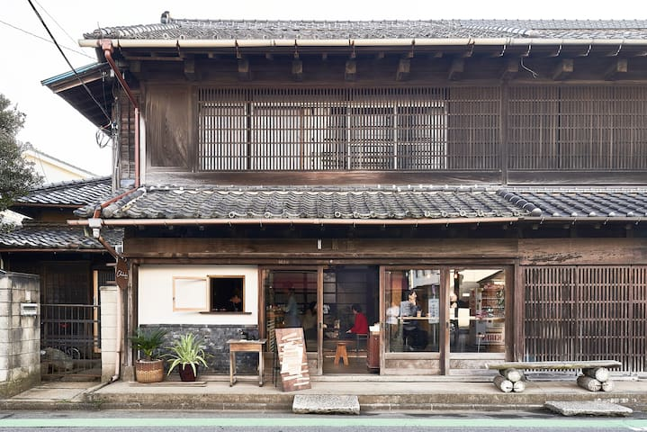 Kawagoe Guesthouse Chabudai / Traditional house
