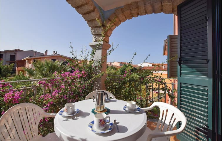 Holiday apartment with 2 bedrooms on 58m² in Valledoria SS