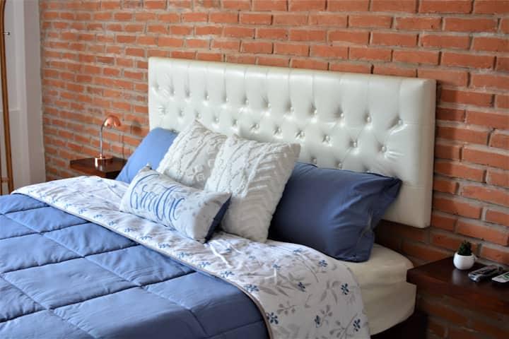 Modernas, confortables y con excelente ubicacion
