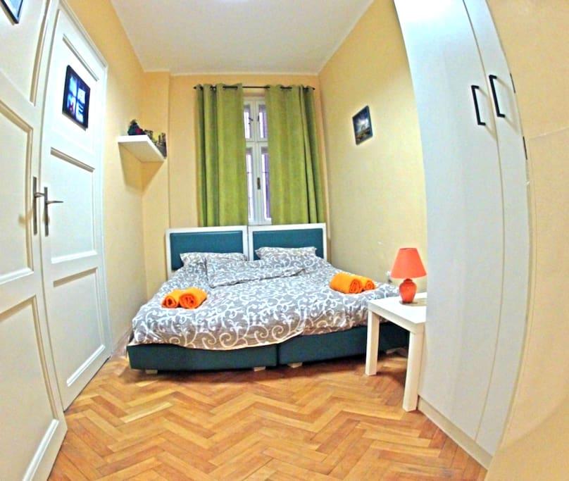 Room No.1  DOUBLE BED version