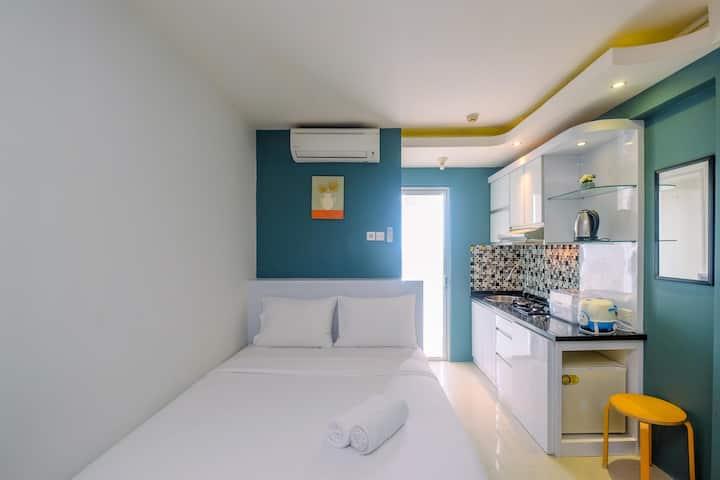 Simply Good Studio Bassura City Apartment