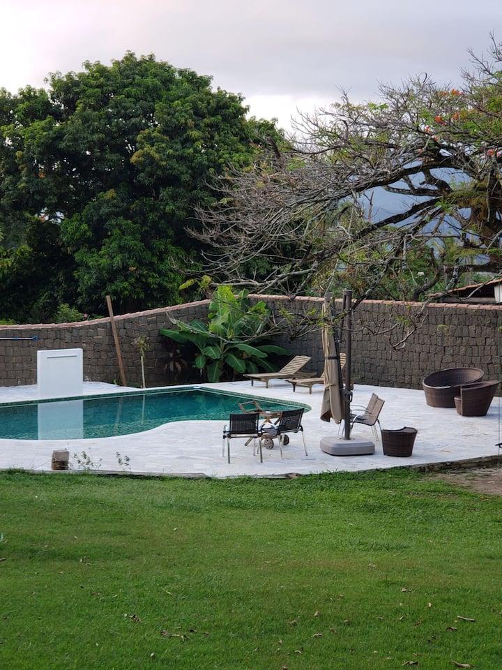 Feiticeira-Chalé Esmeralda-Casa Gema -Ilhabela