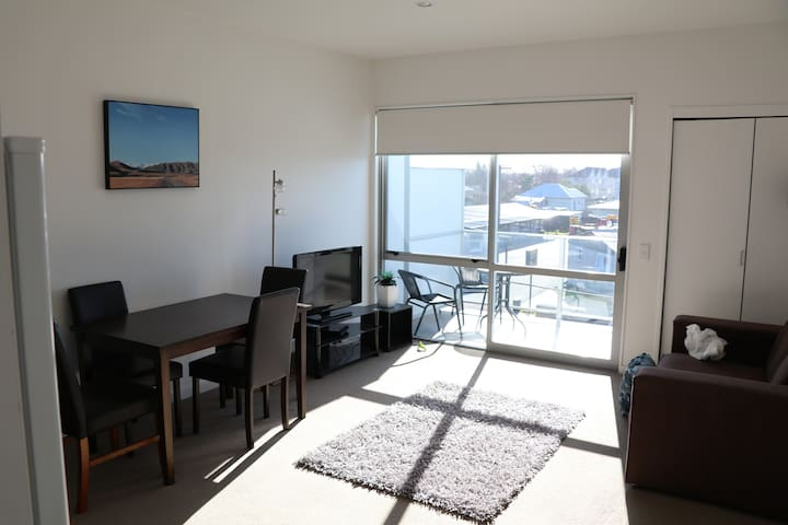 North Facing 1 bedroom Apartment near CBD