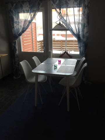 A close apartment to City of Östersund