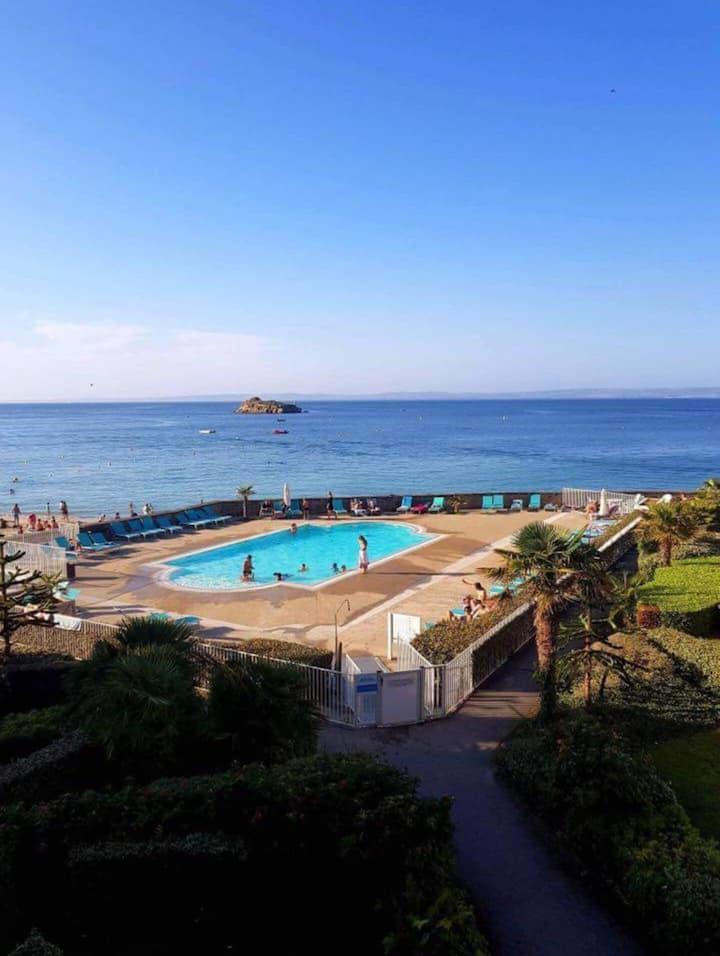 Appartement T3 Résidence  avec piscine chauffée