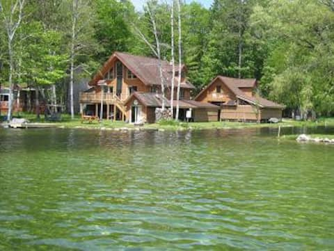 """""""FRIENDS OF ESS LAKE""""  Quiet Place To Relax"""