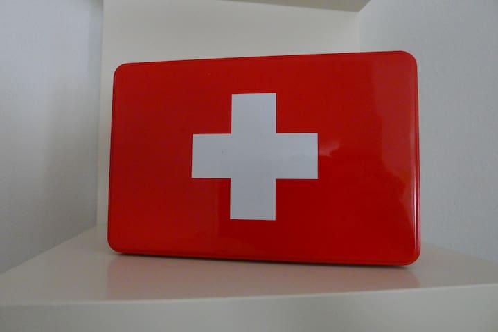 Botiquín | First aid kit