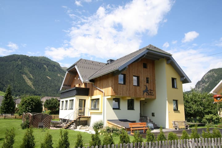 Spacious Holiday Home in Mauterndorf with Sauna