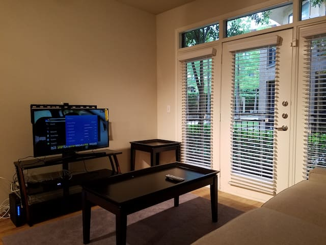 Urban Living T3-Fully Furnished Apartment in Plano - Plano - Apartment